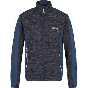 Regatta Coladane Fleece Jacket Men, szary/niebieski